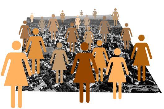 Mujeres y ciudad