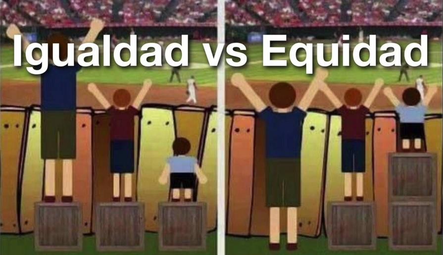 EquidadvsIgualdad